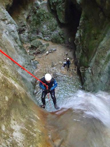 Rappel de 20 mètres Imberguet