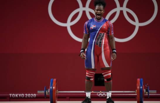 Crismery Santana gana bronce y la tercera medalla dominicana en Tokio y es la primera mujer dominicana con una medalla en deporte individual
