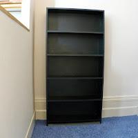 Room B-bookcase