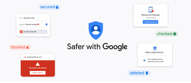 safer with google