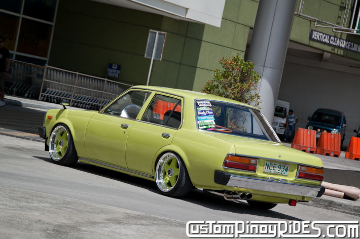 Kristoffer Bing Goce The Grinch Old School Toyota Corona KVG Auto Grooming Custom Pinoy Rides Car Photography pic9