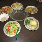 Colourful Salad Day (Playgroup) 2-3-2017