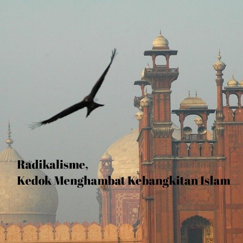 Radikalisme, Kedok Menghambat Kebangkitan Islam