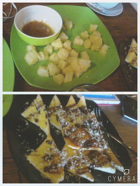 Resep Cemilan Singkong Goreng Dan Roti Bakar Ala Cafe