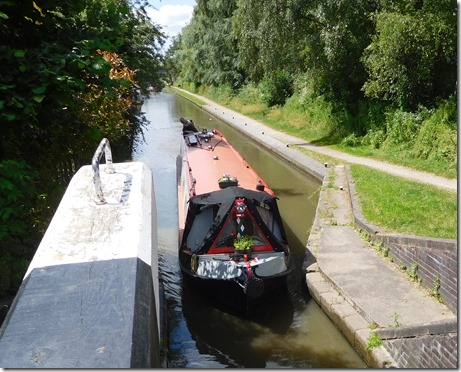 9 glascote bottom lock