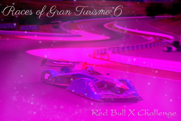 Gran Turismo 6 Red Bull X Challenge