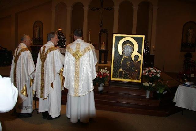 Black Madonna Pilgrimage in N. America Atlanta, GA .  St. Monica, pictures by Aneta Mazurkiewicz - IMG_3282.jpg