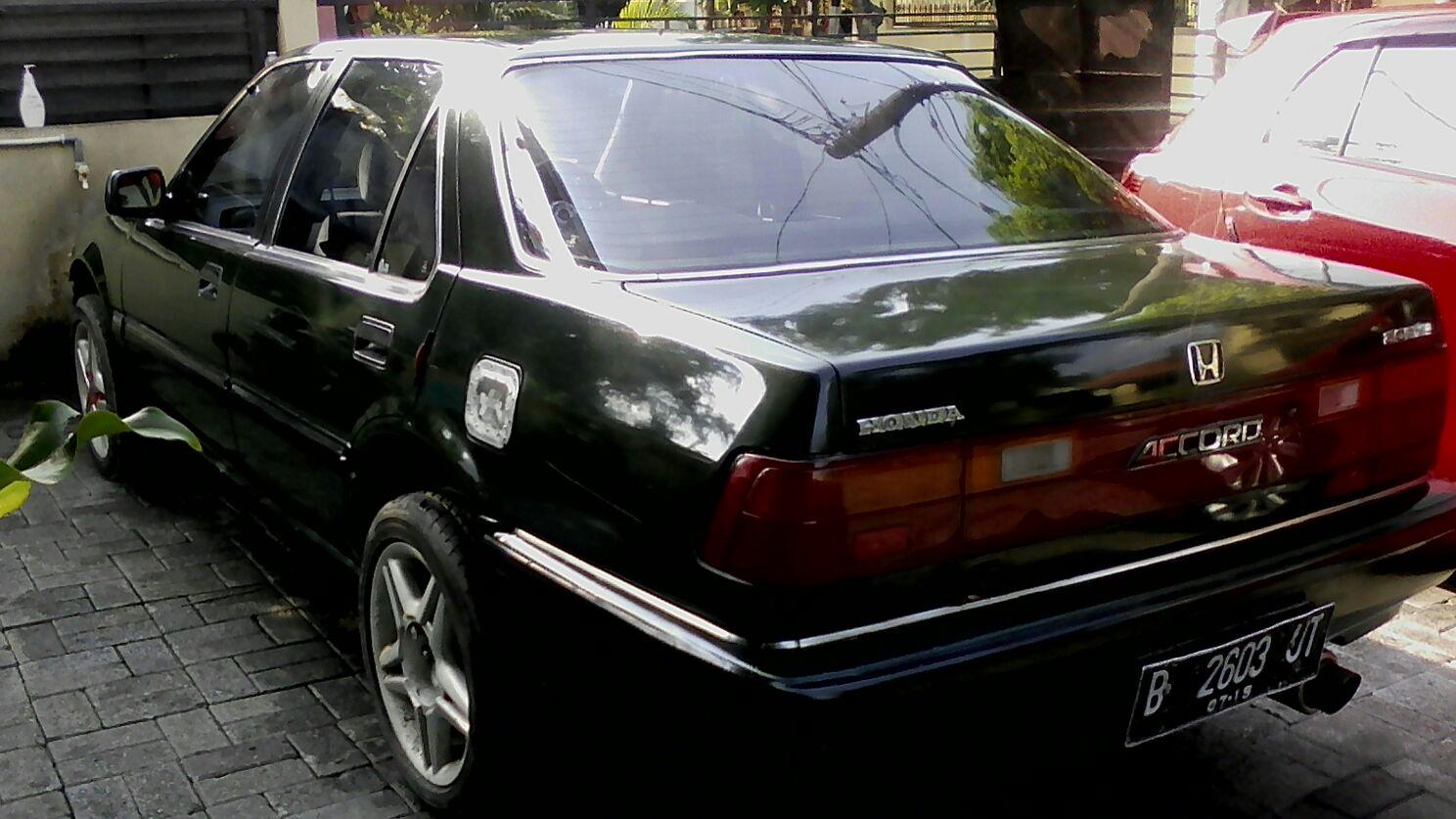 46 Koleksi Modifikasi Mobil Honda Accord Prestige 86 Gratis