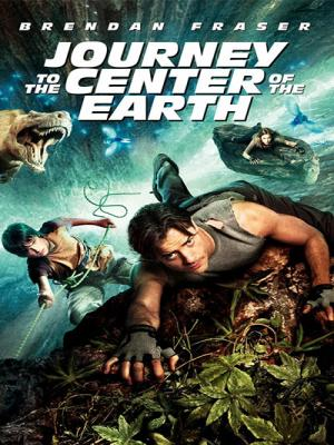 Lạc Vào Thời Tiền Sử - Journey To The Center Of The Earth (2008)
