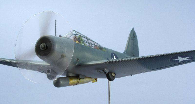 Airfix Devastator