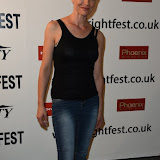 OIC - ENTSIMAGES.COM - Ruth Platt  at the Film4 Frightfest on Monday   of  The Lesson  UK Film Premiere at the Vue West End in London on the 31st  August 2015. Photo Mobis Photos/OIC 0203 174 1069