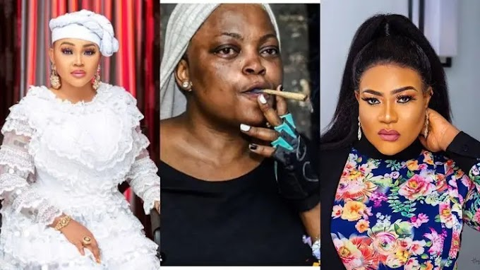 Mercy Aigbe, Nkechi Blessing and other Nollywood Actors react as Funke Akindele makes Forbes list - Vivsco news.