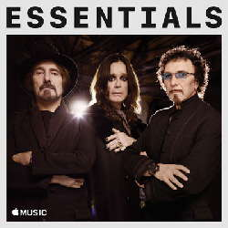 CD Black Sabbath – Essentials (Torrent) download