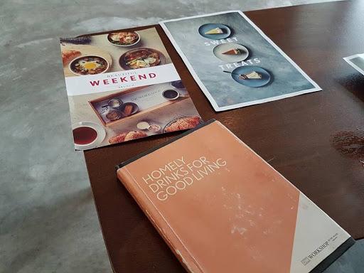Weekend menu from DW Workshop Buona Vista