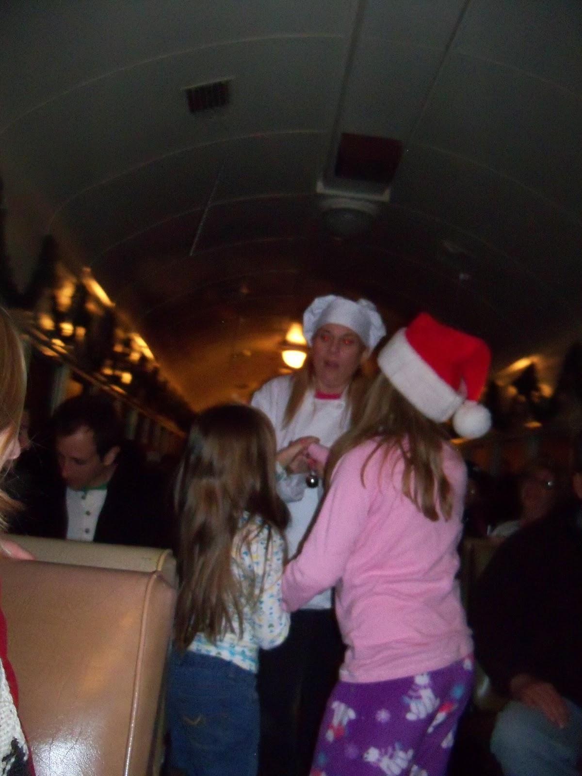 Polar Express Christmas Train 2010 - 100_6338.JPG