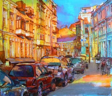 Виставка Андрія Куцаченко «Impression»