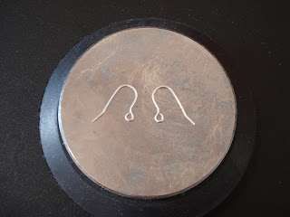 Your first earwire is done!