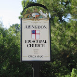 Abingdon Episcopal Church, White Marsh, Gloucester County, Virginia