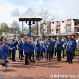 Openingsceremonie Koningsdag 2017 bij gemeentehuis - Foto's Abel van der Veen