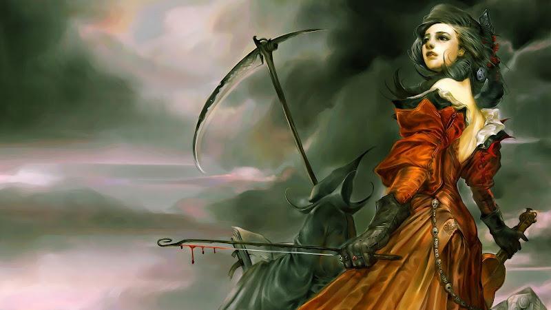 Death Violin, Death
