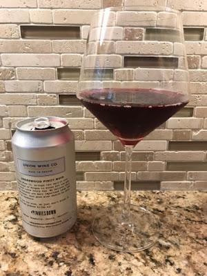 Sassy Wine Belly - Underwood Pinot Noir