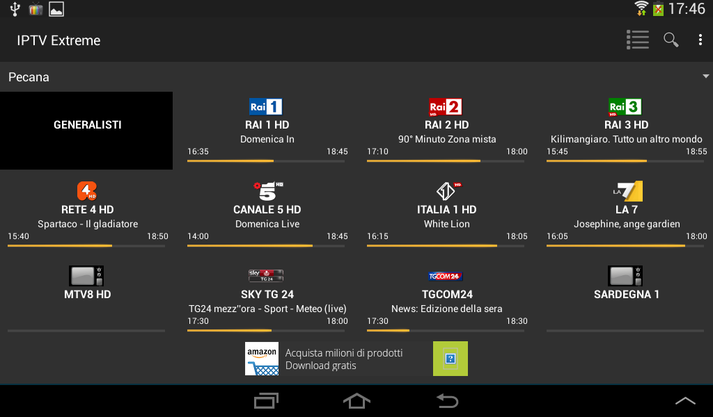 Similar Play Reviews And Stats Search Rankings for IPTV Extreme Pro by  Paolo Turatti (Android, United States)