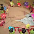 Show & Tell Shapes WKSN (Playgroup) 22/09/2015