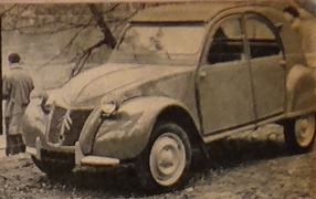 Citroen 1960 2 CV