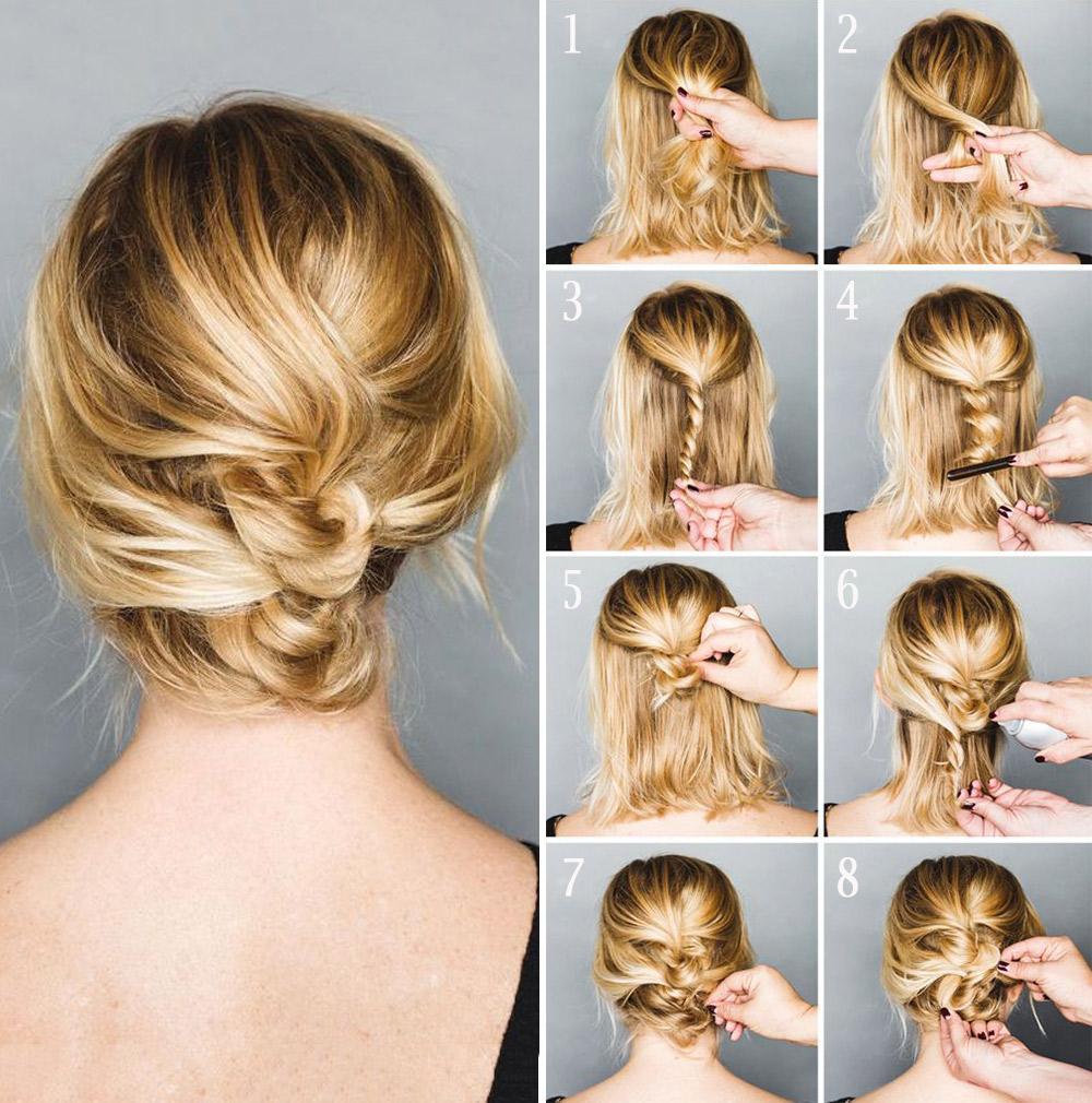 Medium Hairstyle Summer 2018 For Women 5