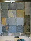 Let the tile work begin.