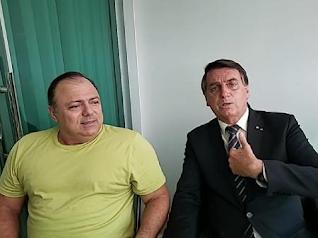 Ministro da Saúde Eduardo Pazuello é internado com piora em quadro de covid-19