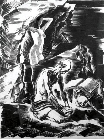 Adam Grochowski - Hermits-Temptation.jpg