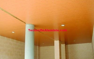 Techos aluminio Fuencarral