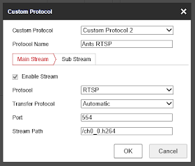How to add CPPLUS IP Camera into Hikvision NVR with RTSP Protocal