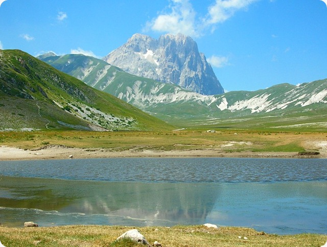 Dal formidabile mondo alpino ai paesaggi da sogno dell'italia meridionale.