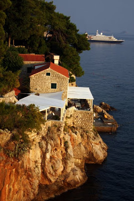 Private villa in Dubrovnik Croatia