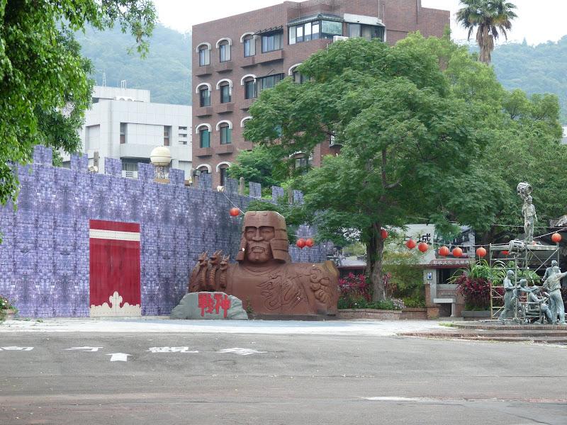 TAIWAN.Taipei Maison de l écrivain Lin Yutang,et divers - P1100523.JPG
