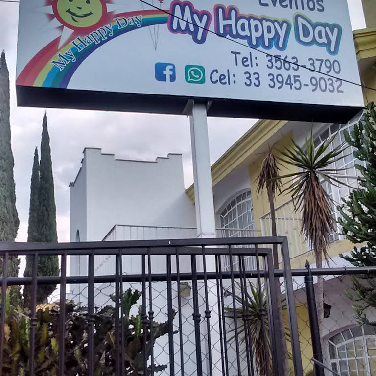 Salon De Eventos My Happy Day Recinto Para Eventos En
