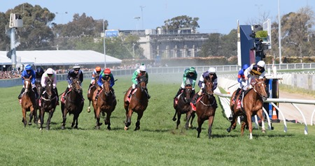 caulfield stakes_finish 1