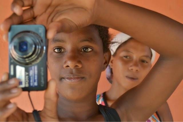 Projeto RPTV faz oficina fotográfica em Comunidade Quilombola de Currais Novos