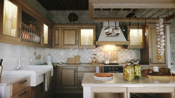 traditional kitchen decorating ideas 2016