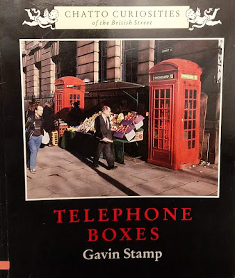 Front cover - telephone boxes