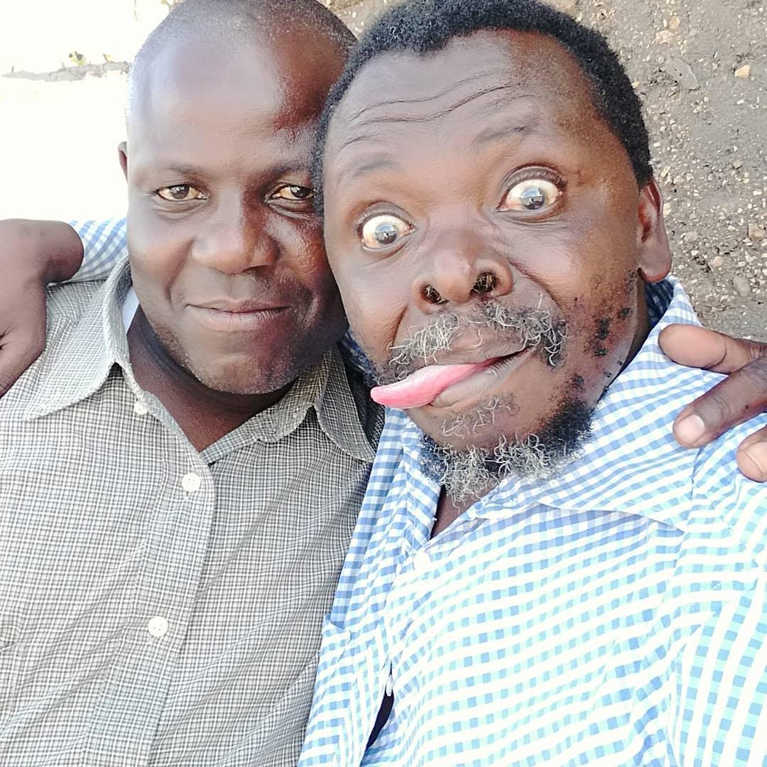 Bongo comedian Rashidi Mwinshehe alias Kingwendu. PHOTO   BMS