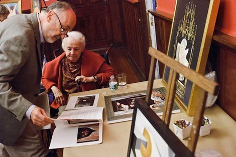 4 x 6 Artist Eva Cellini, Writer John Zeaman copy