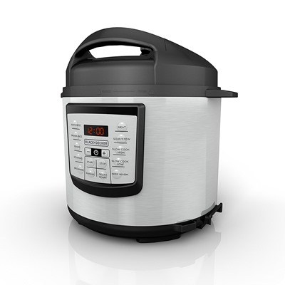 black decker pressure cooker