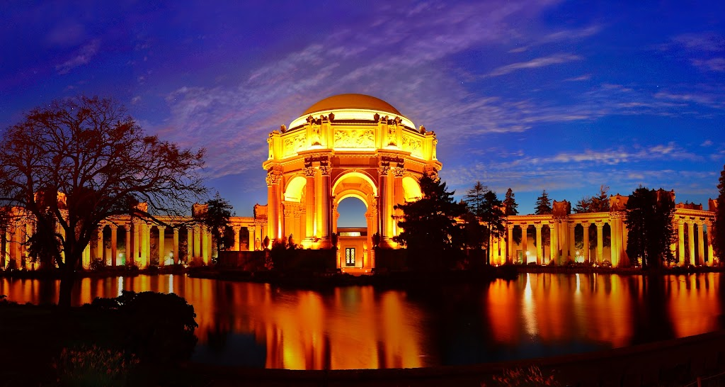 Sunset Palace of Fine Arts Theatre