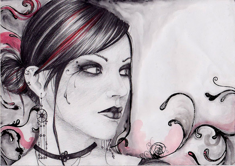 Gothic Red, Gothic Girls
