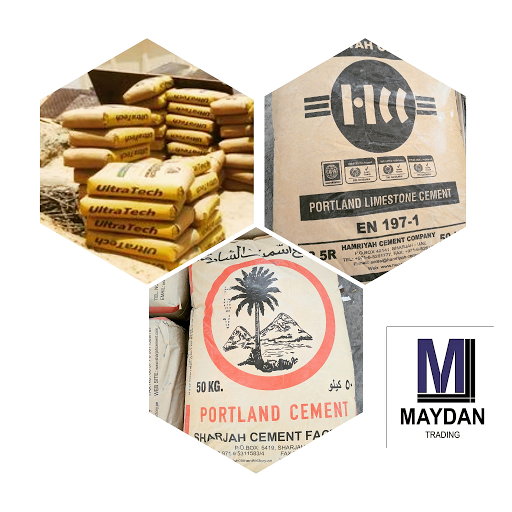 Al Maydan Building Material Trading , white sand supplier in