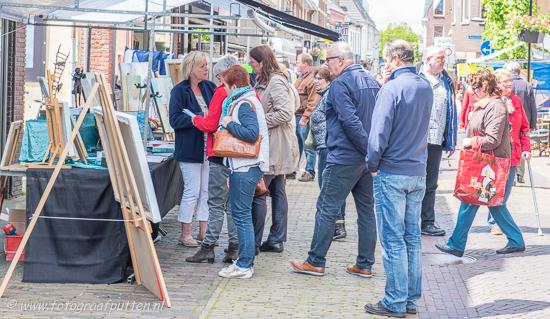 Kunstmarkt Putten, Fotograaf Putten