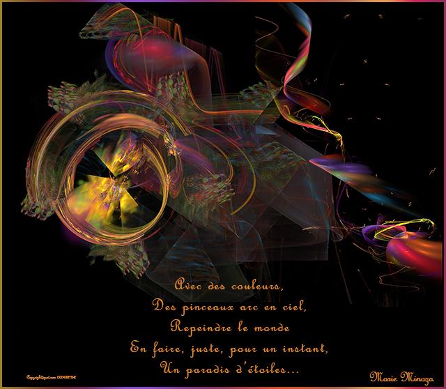 Avec des couleurs